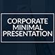 Corporate Minimal Presentation - VideoHive Item for Sale