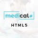 Medical - Health Care, Clinic HTML5 Template - ThemeForest Item for Sale