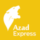 Azad, Trucking and Express Logistics Services PSD Template Nulled