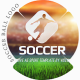 Download Soccer Ball Logo Pack from VideHive