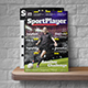 Sport Magazine Bundle (4 in 1) - GraphicRiver Item for Sale