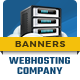 Webhosting Advertisement Banners - GraphicRiver Item for Sale