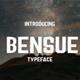 BENSUE - GraphicRiver Item for Sale