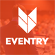 Eventry - Conference Event Landing Page WordPress Theme Nulled