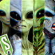Realistic Aliens Bundle 2 - 3DOcean Item for Sale
