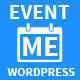 EventMe - Corporate Event Landing Wordpress Theme Nulled