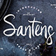 Santens Script - GraphicRiver Item for Sale