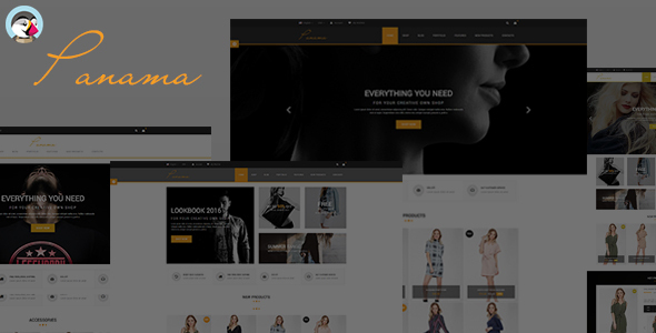 Panama – Fashion Responsive Prestashop Theme