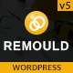Remould | Construction & Building WordPress Theme Nulled