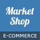 MarketShop - eCommerce HTML Template Nulled