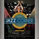 Jazz Corner Flyer / Poster - GraphicRiver Item for Sale
