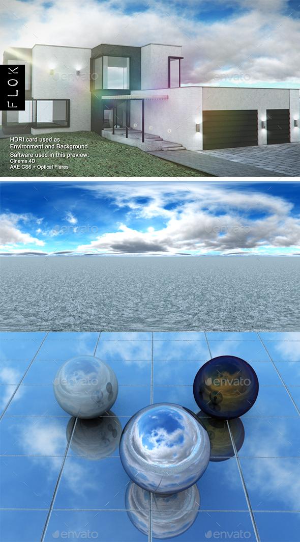 Daylight Desrt 64 - 3DOcean Item for Sale