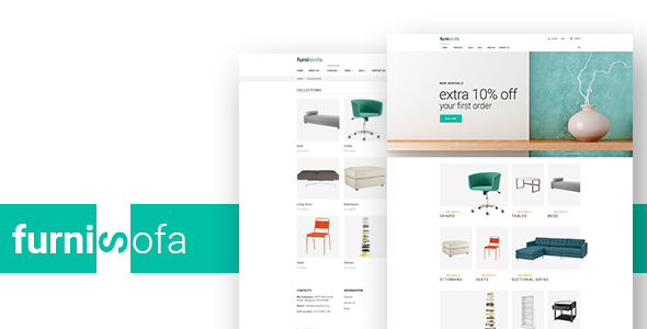 Furnisofa – Responsive Shopify Theme With Sections