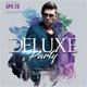 Deluxe Dj Party Flyer