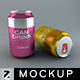 Can Mockups Vol. 01 - GraphicRiver Item for Sale