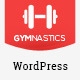 Gymnastics WordPress Theme - ThemeForest Item for Sale