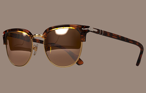 Persol eyewear PO3105S - 3DOcean Item for Sale