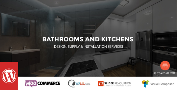 Bathrooms And Kitchens – Design, supply & installation