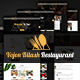 Vojon Bilash Restaurant HTML5 Template Nulled