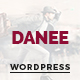 DANEE - Onepage WordPress Theme - ThemeForest Item for Sale