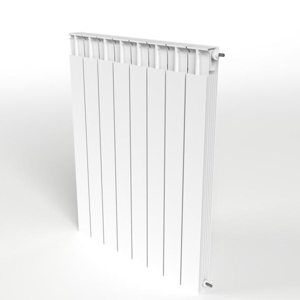 Radiator Heater - 3DOcean Item for Sale