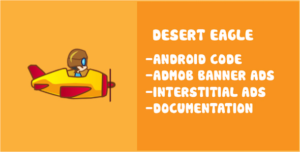 Desert Eagle Buildbox Game Template for Android And IOS - CodeCanyon Item for Sale