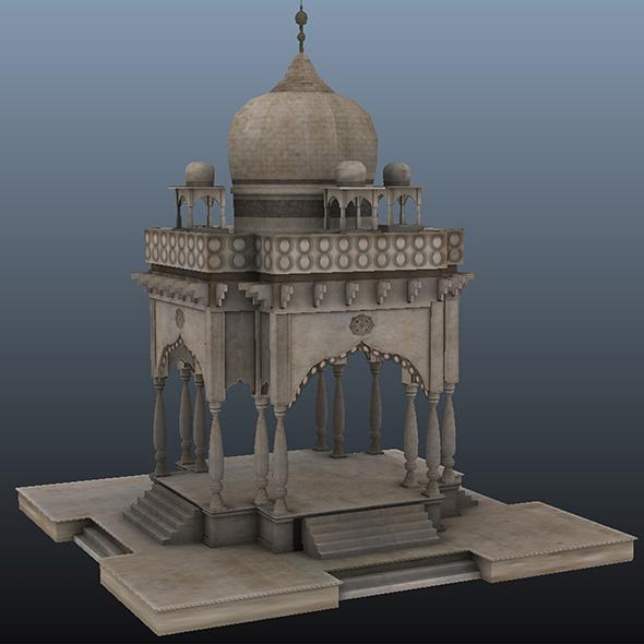 Gumbz_mahel - 3DOcean Item for Sale