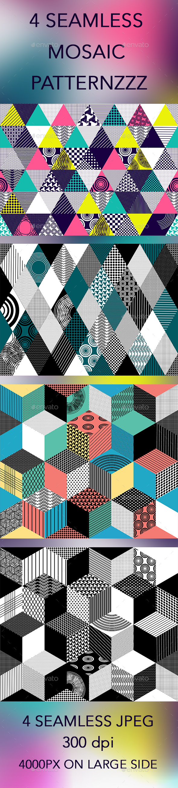 Seamless pattern background - Patterns Backgrounds