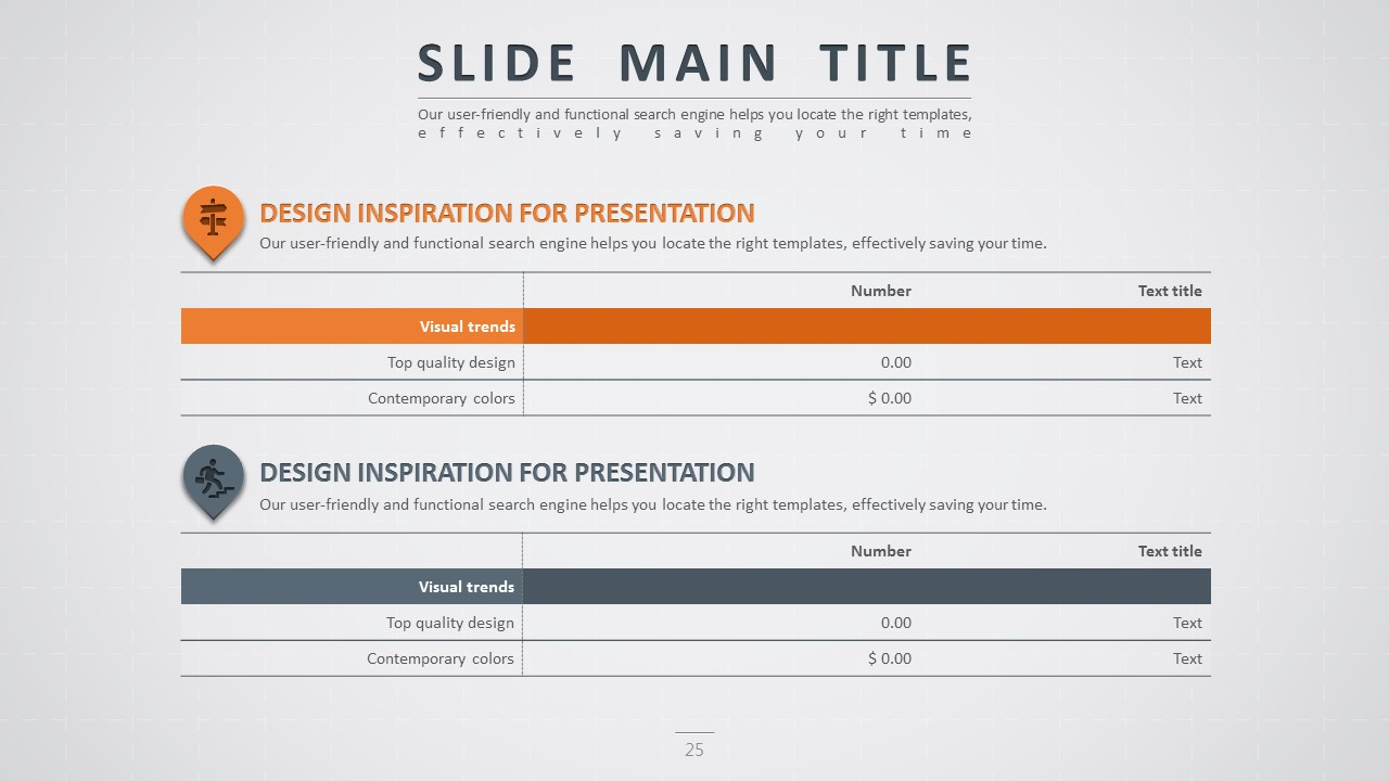 Road powerpoint template by pello1103 graphicriver road powerpoint template line chart wide toneelgroepblik Images