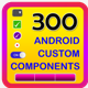 Android Components Template - CodeCanyon Item for Sale