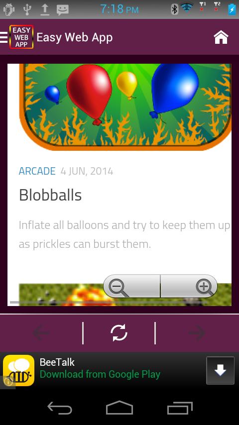 Easy Web App
