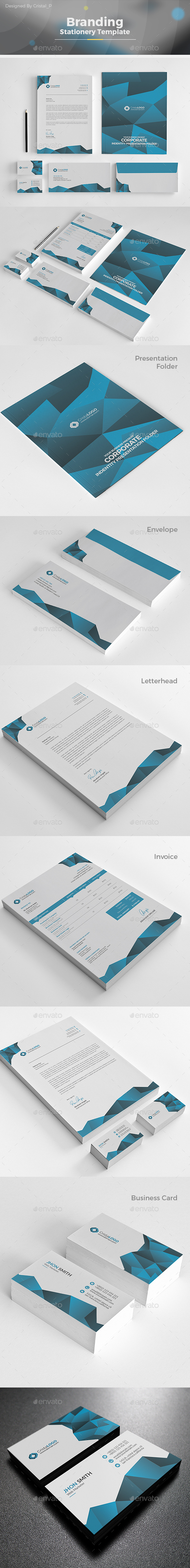 Stationery Template - Stationery Print Templates