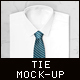 Tie Mock-Up - GraphicRiver Item for Sale