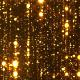 Glitter Golden Rain - VideoHive Item for Sale