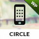 Circle | Mobile WordPress Theme - ThemeForest Item for Sale