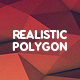 Realistic Polygon Backgrounds - GraphicRiver Item for Sale