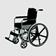 Medical Wheelchair - VideoHive Item for Sale