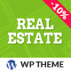 Real Estate - Responsive Real Estate Theme Nulled