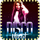 Disco Night Party - GraphicRiver Item for Sale