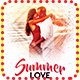 Summer Love Party - GraphicRiver Item for Sale
