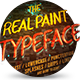 Real Paint Typeface Kit - VideoHive Item for Sale