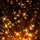 Golden Stars Sparks - VideoHive Item for Sale