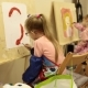 Children Draw Pictures in the Art Studio - VideoHive Item for Sale