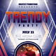 DJ Party Flyer Template - GraphicRiver Item for Sale