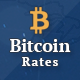Bitcoin Rates - 163 Currencies Realtime - CodeCanyon Item for Sale