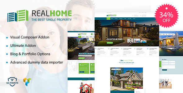 Single Property | Real Estate Theme