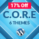 Core One - Multipurpose One Page Theme Nulled