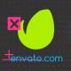 Colorful Glitch Logo - VideoHive Item for Sale