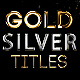 Golden Titles V.2 - VideoHive Item for Sale