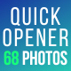 Quick Opener - VideoHive Item for Sale